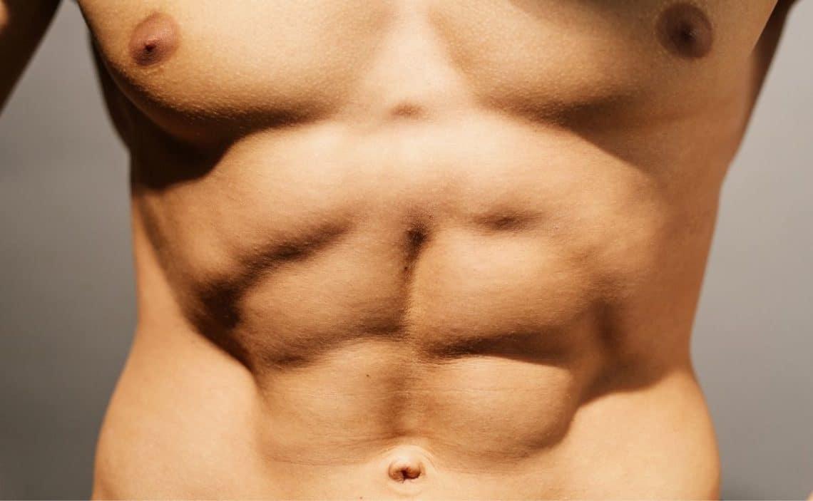abdomen abdominales playa verano