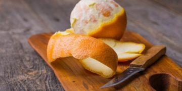 cascara naranja citricos