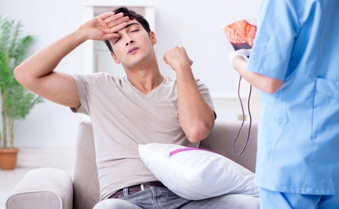 efectos anemia cuerpo