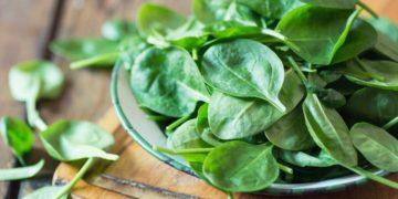 espinacas vitamina b2