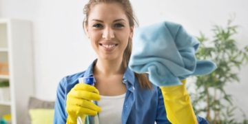 limpieza hogar cítricos