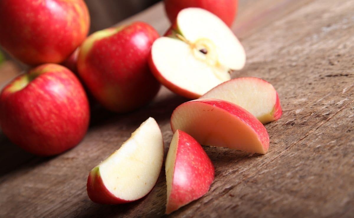 manzana beneficios fruta