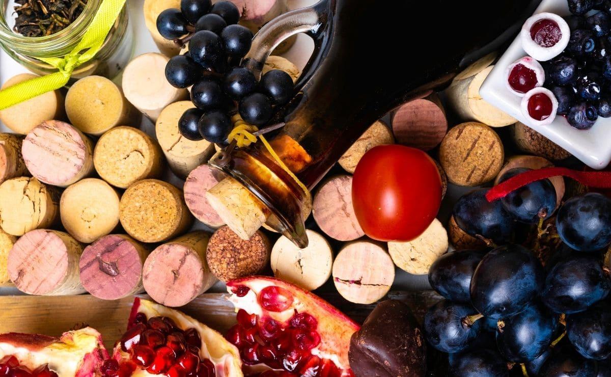 Alimentos con flavonoides