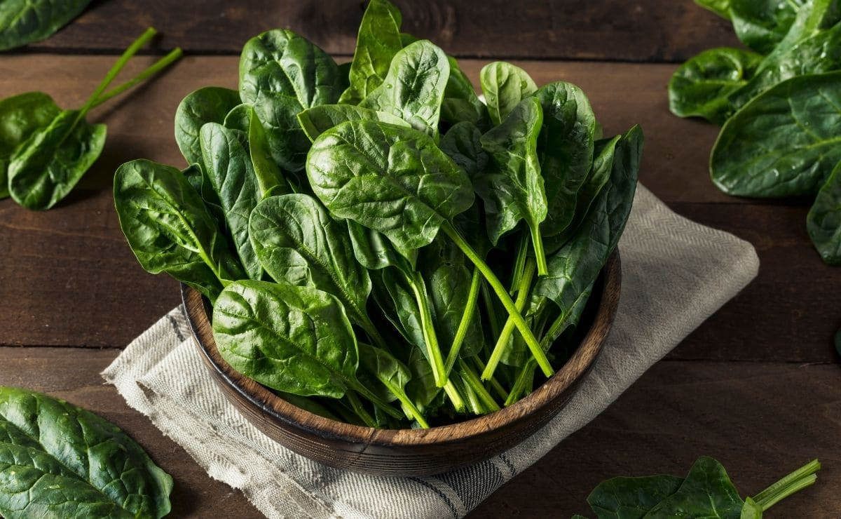 Superfood Spinach