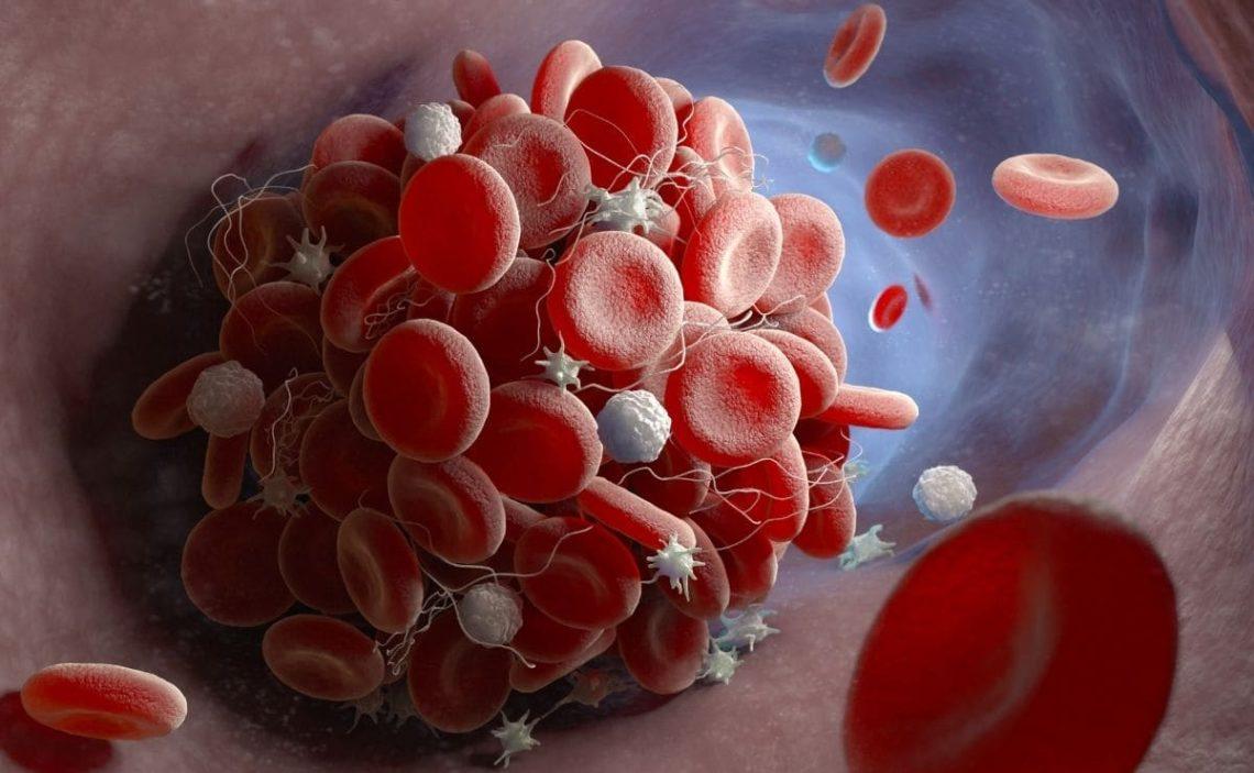 vitamina K coagulación sangre