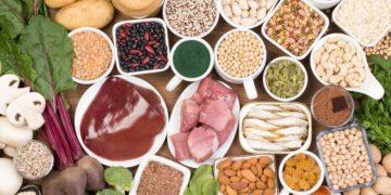 Alimentos con hierro vitamina C
