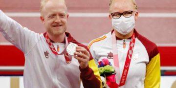 Adiaratou Iglesas e Iván Cano dan dos medallas a España en el penúltimo día de Tokio 2020