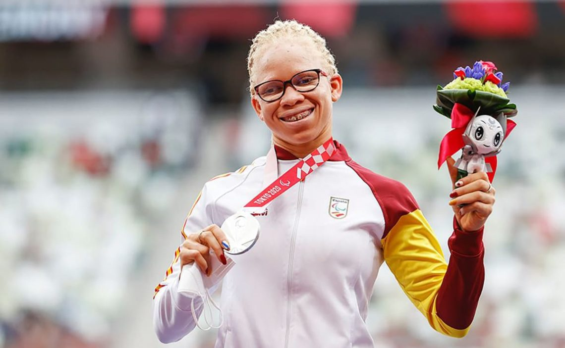 Juegos Paralímpicos Adiaratou Iglesias