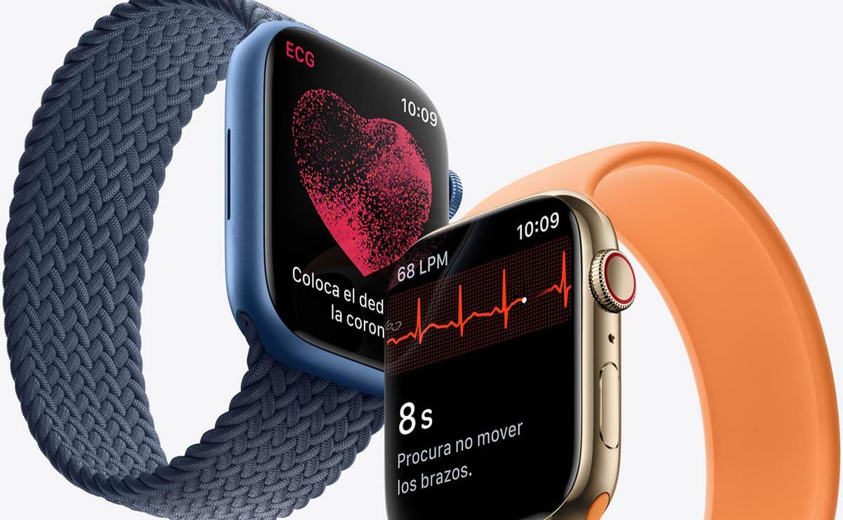 Apple Watch 7 Series Salud