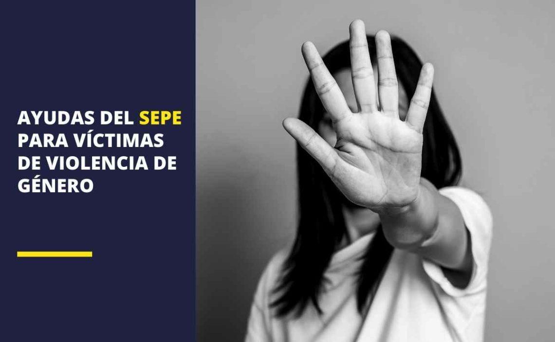 El SEPE y la Seguridad Social avisan de las ayudas para víctimas de violencia de género