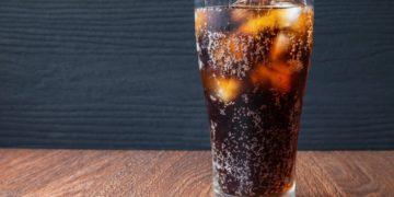 Coca-Cola Zero café bebida