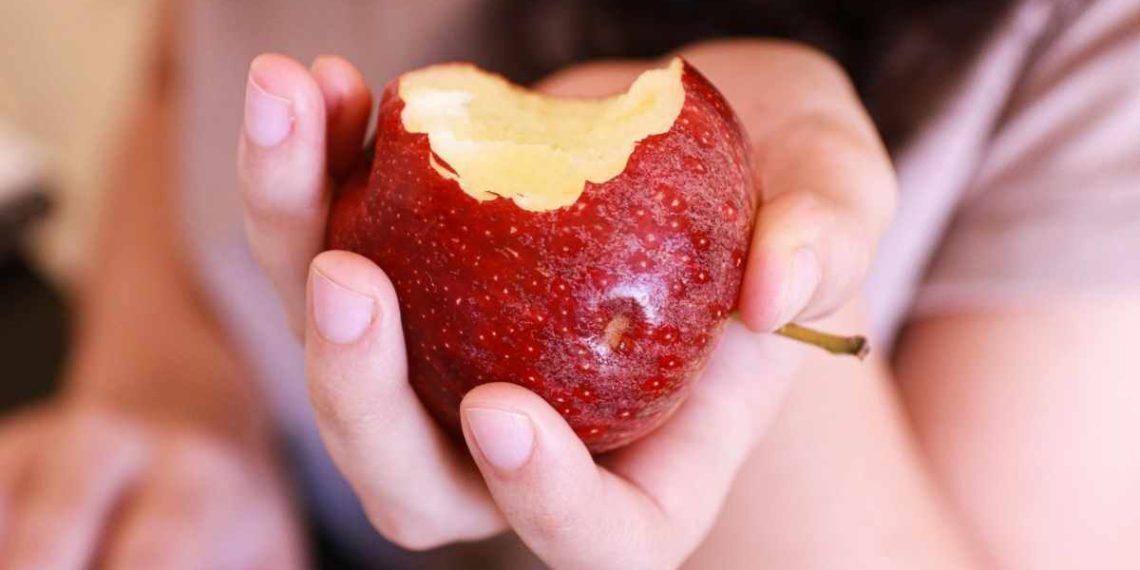 ¿Qué pasa si comes una manzana diaria?