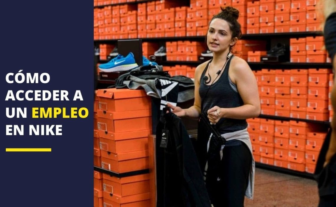 Empleo Nike