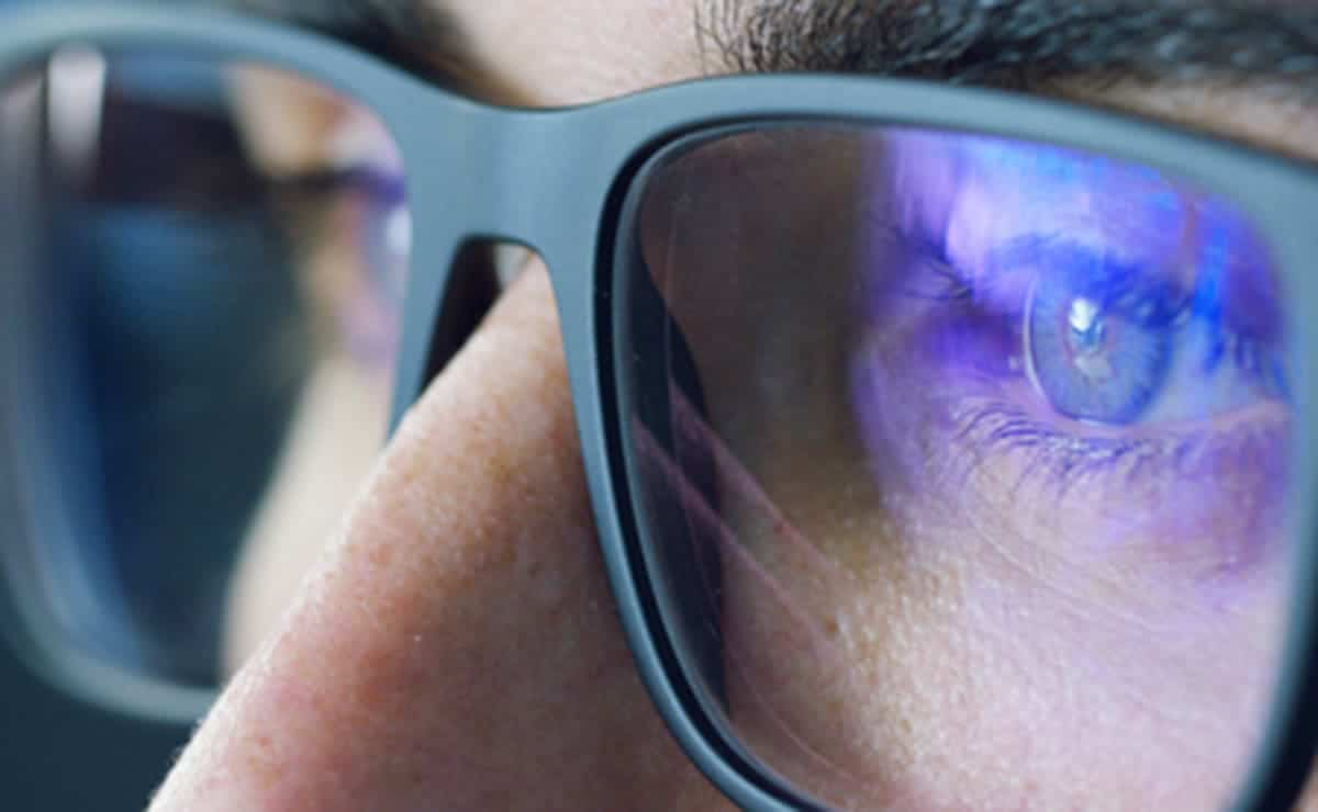 Gafas de filtro azul