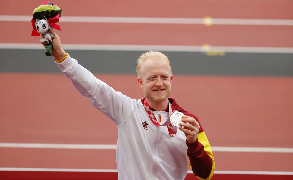 Iván Cano Juegos Paralímpicos