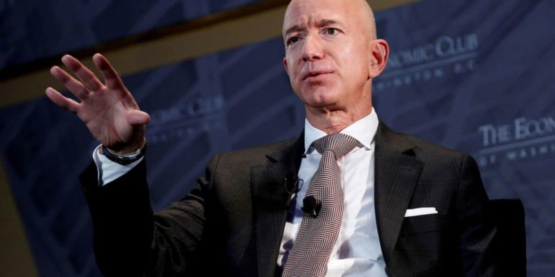 Jeff Bezos tecnología alargar la vida