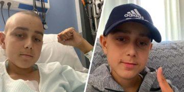 Jose Antonio Garrido leucemia
