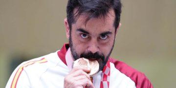 Juan Saavedra bronce Juegos paralímpicos