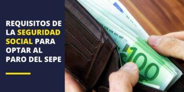 La Seguridad Social avisa del requisito indispensable para optar al paro del SEPE