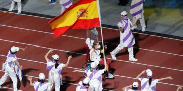 Marta Fernández Juegos Paralímpicos