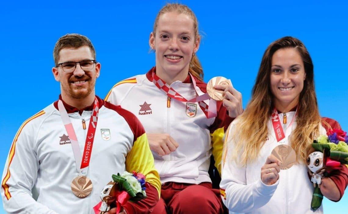 Medallistas Juegos Paralímpicos
