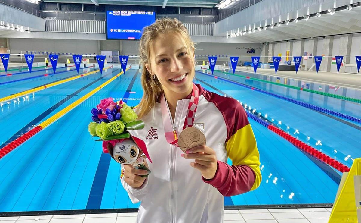 Nuria Marqués Juegos Paralímpicos