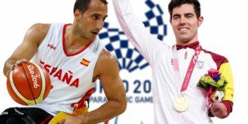 Pablo Zarzuela y Alfonso Cabello estarán presentes en la 10ª jornada de los Juegos Paralimpicos Tokio 2020