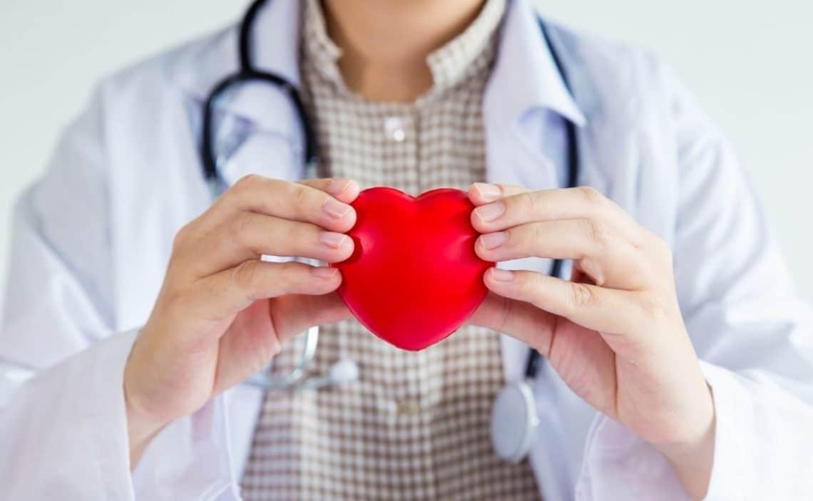 Paracetamol medicamento salud corazón