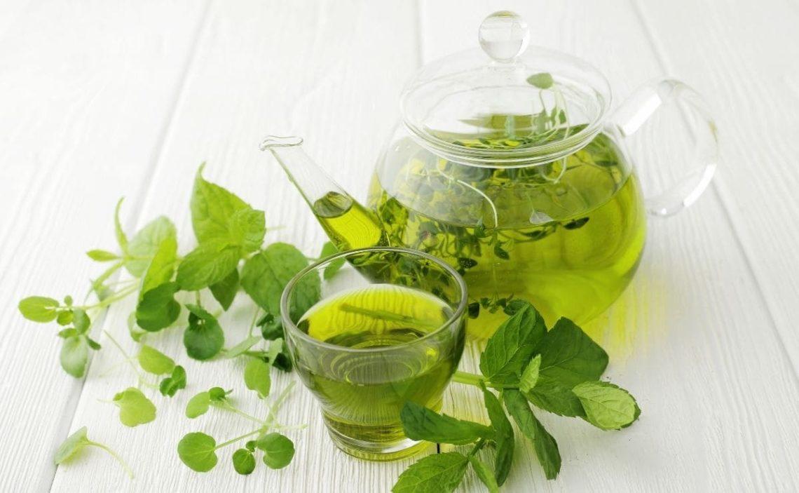 beneficios consumir te verde