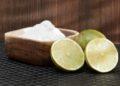 Bicarbonato con limón