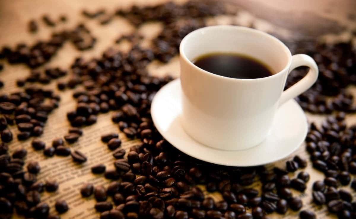 cafe bebida cafeina boca