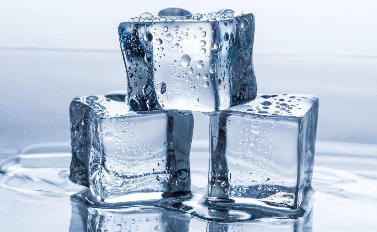 cubitos de hielo pagofagia