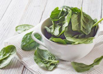 espinacas incorporar dieta diaria