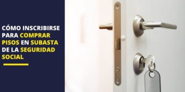 inscribir comprar pisos subasta tesoreria general seguridad social