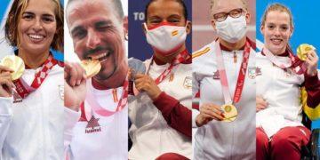 portada Juegos Paralimpicos Tokio 2020 Todo Disca difusion
