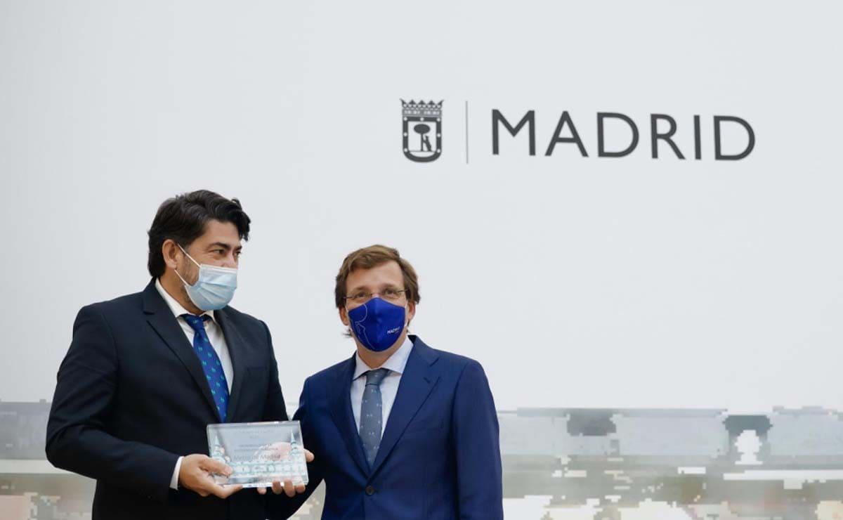 premio ayuntamiento de madrid turismo accesible accesibilidad