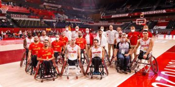 selección española baloncesto Juegos Paralimpicos Tokio 2020