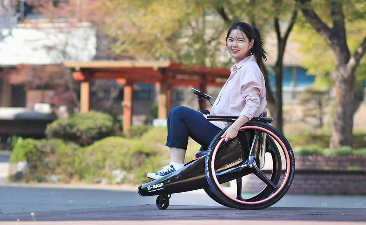 silla de ruedas ren chair Basf