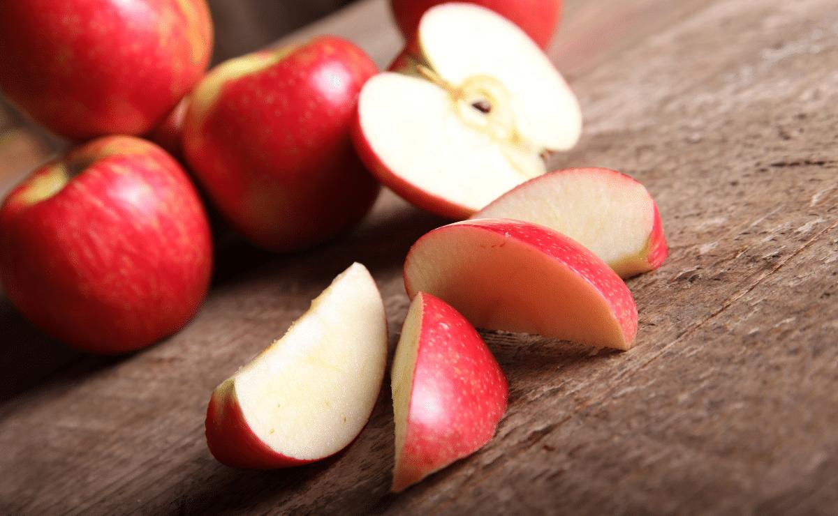 Alimentos Saludables - Manzana