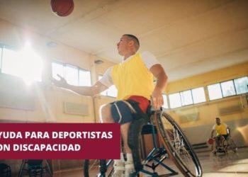 Ayuda Ayuntamiento de Córdoba deportista con discapacidad