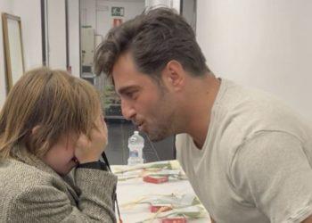 David Bustamante niño con sindrome de Down Roscón Samantha Vallejo Masterchef