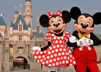 Disneyland parque temático