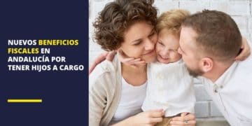 Nuevo beneficio fiscal de hasta 400 euros por hijo a cargo