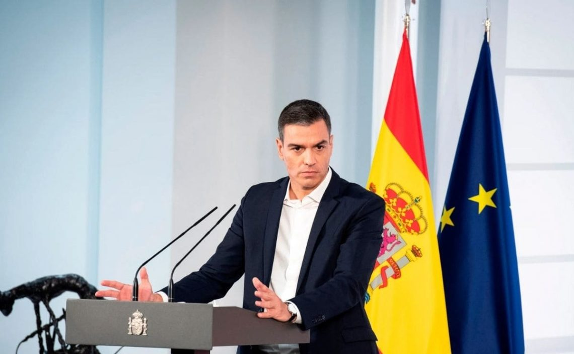 Pedro Sanchez salud mental