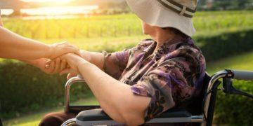 Persona con discapacidad viaje Imserso