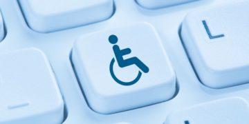 accesibilidad Internet personas con discapacidad