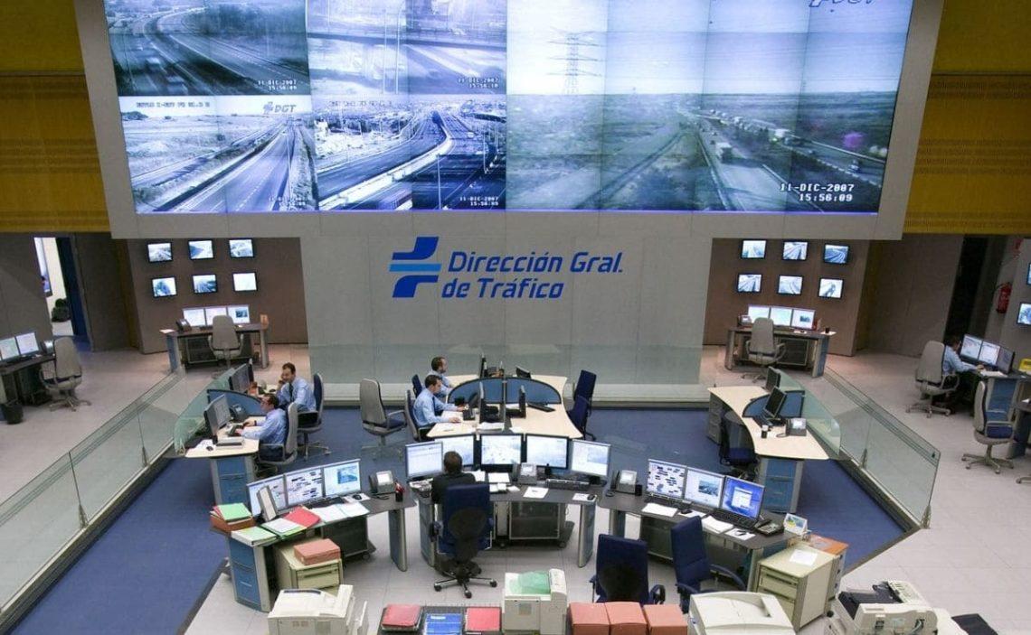 dgt direccion general de trafico