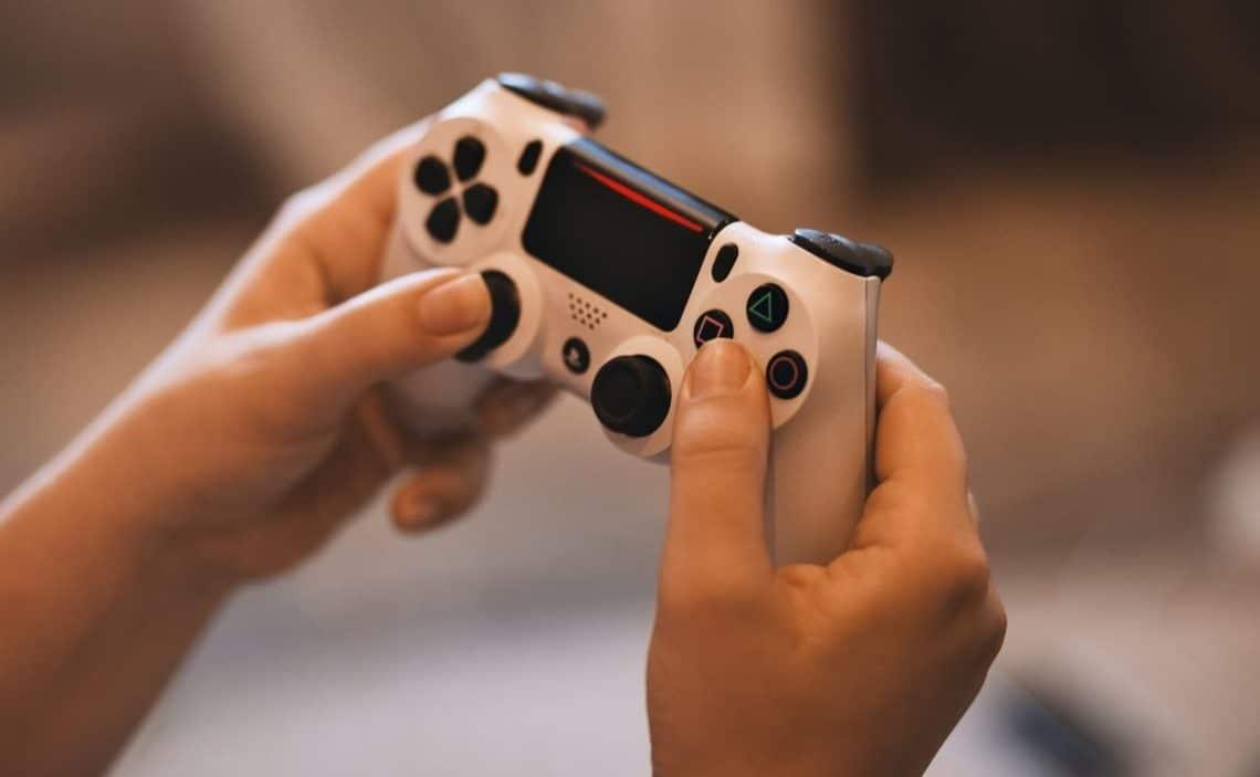 mando playstation accesibilidad videojuegos discapacidad