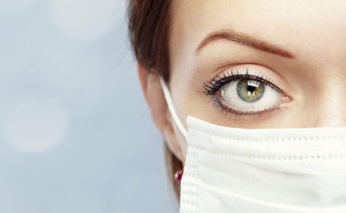 Así ha afectado el uso de mascarilla a la visión y a los ojos