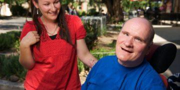 persona mayor con discapacidad intelecual